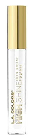 L.A. Color High Shine Lipgloss - Clear