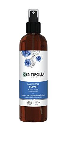 Centifolia - Eau Florale BLEUET - 200ml Bio