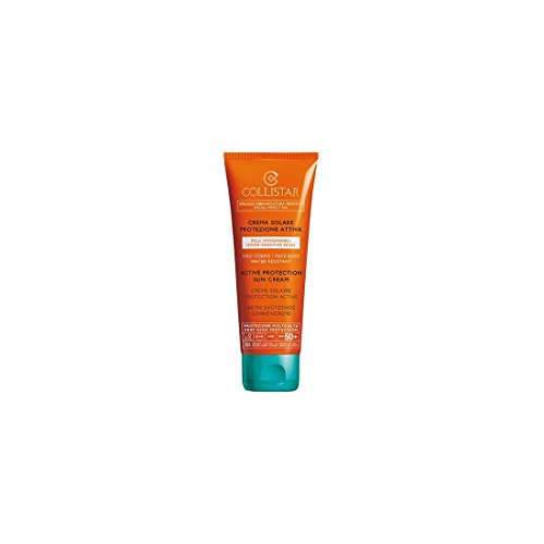 Collistar - crema solare protezione attiva pelli ipersensibili, 100 ml