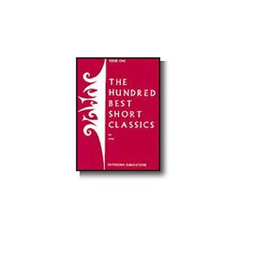 The Hundred Best Short Classics - Book 1. Sheet