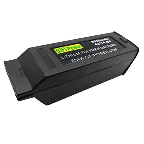 Fantasyworld 8050mAh 14.8V Batterie Grande capacité 4S Remplacement Upgraded Batterie LiPo Drone Batterie pour Yuneec Typhoon H H480
