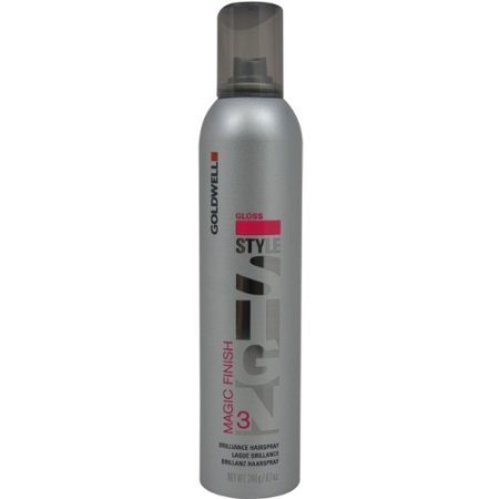 Goldwell Style Sign 3 Magic Finish Brilliance Hairspray Hair Spray 8.7 oz by Goldwell [Beauty] by Goldwell