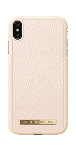 iDeal Of Sweden Handyhülle für iPhone XS Max (Saffiano) (Beige)