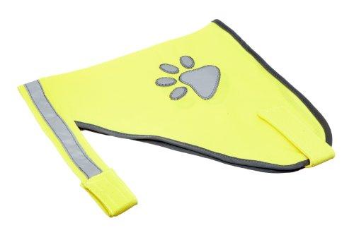 Artikelbild: Karlie Safety Dog Sicherheitsweste Gelb, M
