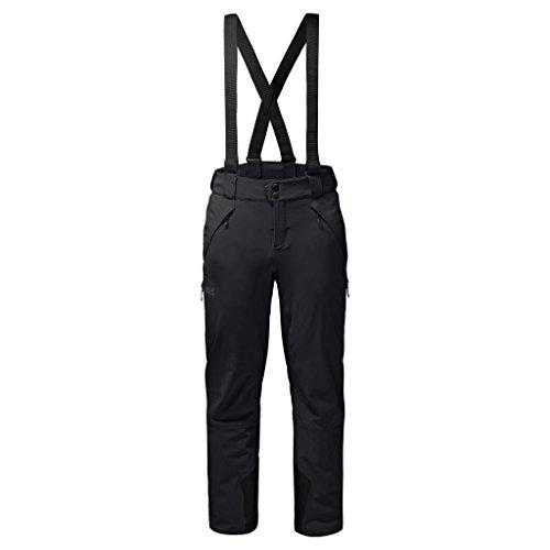 Jack Wolfskin Pantalon softshell Ocean Storm Flex Pants Homme Black