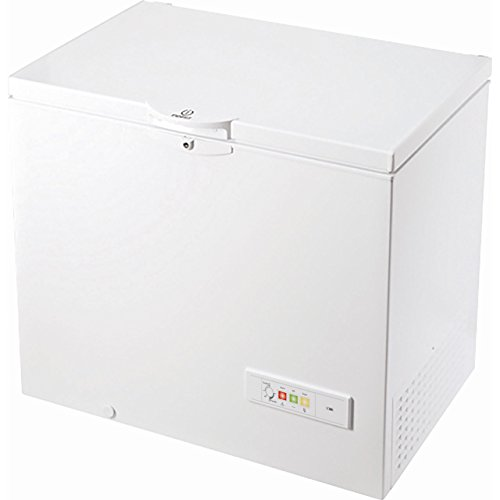 Indesit OS1A250H2UK.1 Freestanding Chest Freezer -White
