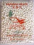 Tapioca pearl large - 14 oz
