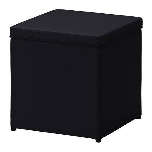 IKEA-BOSNAS-Escabel-con-el-almacenamiento-Ransta-negro--15