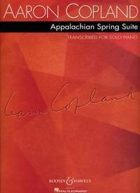 BOOSEY & HAWKES COPLAND AARON - APPALACHIAN SPRING SUITE - PIANO Classical sheets Piano by Aaron Copland (2003-08-05)