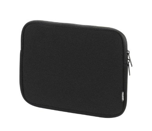 Vivanco SLEEVE BASIC S Notebook Sleeve für 24,6-25,9 cm (9,7-10,2 Zoll) Bildschirmdiagonale schwarz