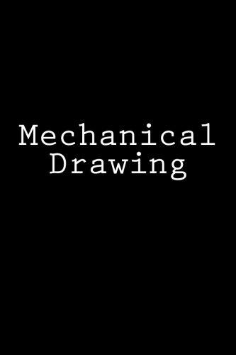 Mechanical Drawing: Notebook