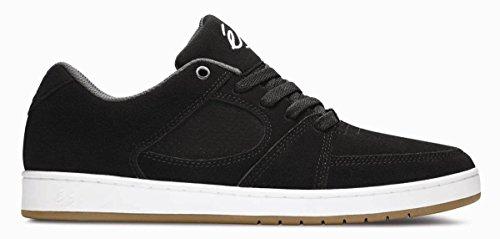 éS Footwear eS SKB Shoe Accel Slim blk/wht, Black/White 10 -