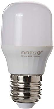Dots Led T Shop Bulb 6500K 100-240V - Ds-Tsb-5W - 5 Watt, White