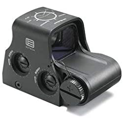 EOTech Transverse Red Dot Sight, Negro, Circle-2-Dot Reticle, 300 Negroout/Whisper EOTXPS2300
