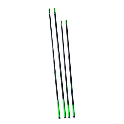 Saturnia 8110100 - Bâton Olive pointe fibre de verre, 2.50 mètres