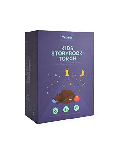 Vaycally Multifunktions Taschenlampe Geschichte Buch projektor DREI in einem Sternen Schlaf licht Baby Spielzeug nachtlicht Taschenlampe pädagogisches Spielzeug
