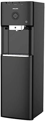Philips Water Dispenser Bottom Loading Black Color - ADD4968BK/56 - With Micro P-Clean filtration and UV
