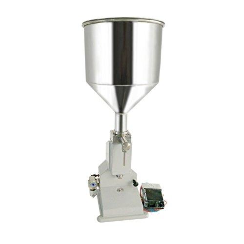 cgoldenwall A02 manuell pneumatisch Liquid Frische Füllung Maschine dual-usetoothpaste Shampoo Kosmetik Filler kleinen Dosis Abfüllmaschine 5-50ml