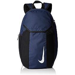 Nike NK ACDMY Team BKPK Mochila, Adultos Unisex, Midnight Navy/Black/White, One Size
