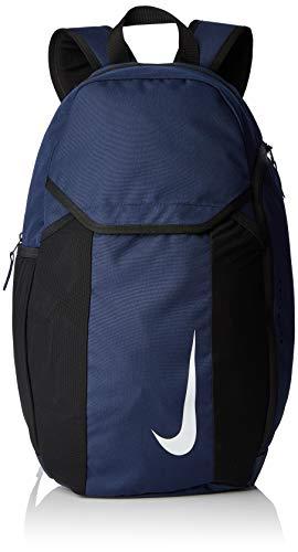 Nike Nk Acdmy Team Bkpk Sports Backpack, Unisex Adulto, Midnight Navy/Black/(White), MISC