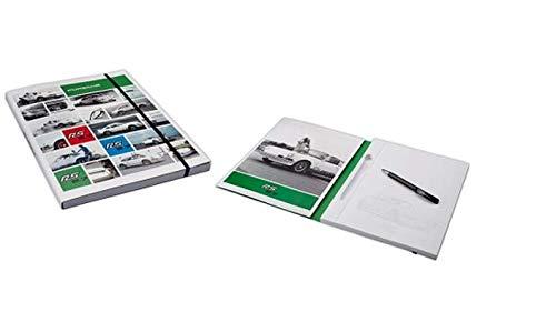Preisvergleich Produktbild Porsche Notizbuch Din A4,  Bunt,  RS 2.7 Kollektion - WAP0500500G