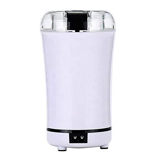 Molinillo de café eléctrico de 400 W Mini Cocina Molinillo de Pimienta de Sal Frijoles potentes Especias...