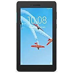 Lenovo Tab E7 17,7 cm (7,0 Zoll WSVGA Touch) Tablet-PC (Mediatek MT8167A Quad-Core, 1GB RAM, 8GB eMCP, Wi-Fi, Android 8.0) schwarz