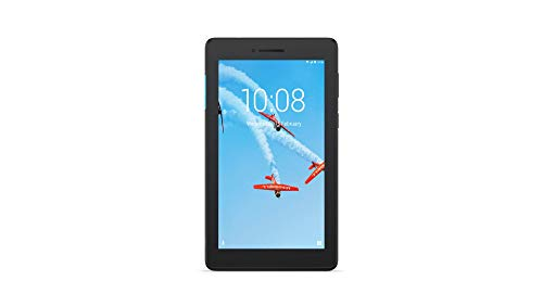 Lenovo Tab E7 17,7 cm (7,0 Zoll WSVGA Touch) Tablet-PC (Mediatek MT8167A Quad-Core, 1GB RAM, 8GB eMCP, Wi-Fi, Android 8.0) schwarz