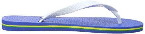 Ipanema Herren Classica Brasil II Zehensandalen Azul (22503)