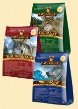 Wolfsblut CLASSIC-LINE Probierpaket Trockenfutter für Hunde 3 x - Green Valley Wolfsblut Hundefutter