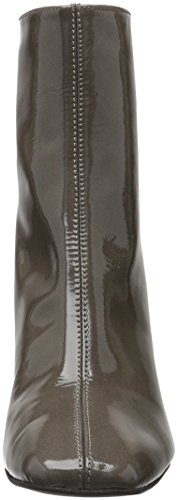 Paco Gil P3085, Bottes Mi-mollet Avec Rembourrage Léger Femme Brune (braun (topo))
