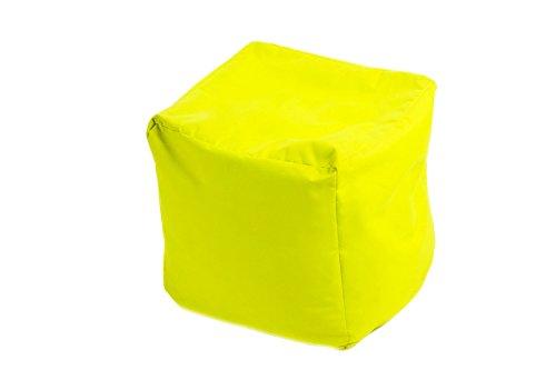 Jumbo Bag Cube Vert anis