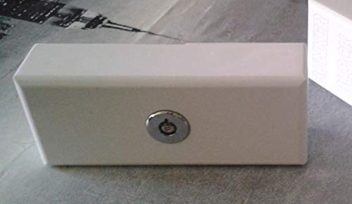 1 Unidad (OFERTA LIQUIDACION) Cierre de Seguridad Candado Cerradura Puertas Furgonetas (modelo automatico A17-18) Made in Spain