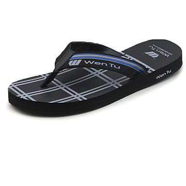Winterstiefel FrauenPU -beiläufige Keilabsatz Sandalen Feder Sandalen US8.5-9 / EU41 / UK7.5-8 / CN42