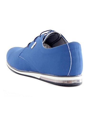 Tamboga - Basket homme Tamboga Tamboga 2110 Bleu Bleu