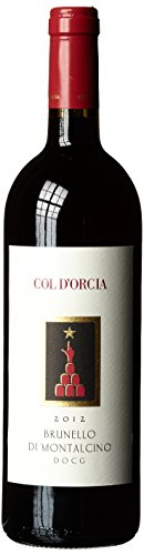 Col D'Orcia Brunello di Montalcino DOCG Sangiovese 2012 trocken (1 x 0.75 l)