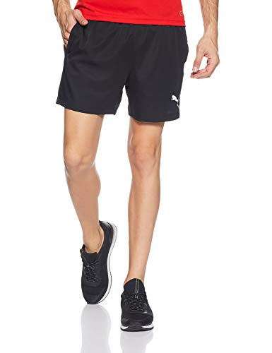 PUMA Herren Active Woven Short 5` Hose, Black, M