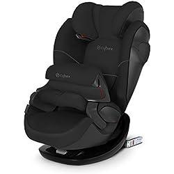 Cybex Seggiolino Auto 2 In 1 per Bambini Pallas M-Fix, per auto con e Senza Isofix, Gruppo 1/2/3 (9-36 kg), Collezione Colori 2019, Pure Black