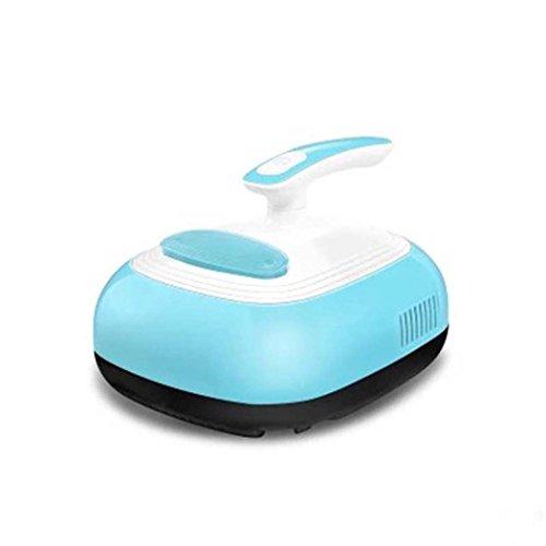 GLMAMK Handheld-Staubsauger, UV-Allergen-Staubmilben-Controller, entfernt Staubmilbe Angelegenheiten Bakterien Viren und Pollen (Farbe : Blau) (Handheld-uv-lampe)
