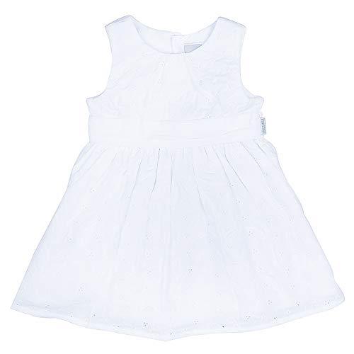 STUMMER Celebration Baby Mädchen Kleid, weiß, Größe 68, 6 Monate (Größe Für Kleid Mädchen, 6 Weißes)