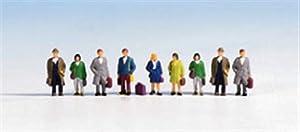NOCH 36220 Figures parte y accesorio de juguet ferroviario - partes y accesorios de juguetes ferroviarios (Figures, NOCH, 6 pieza(s), Multicolor)