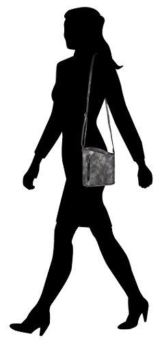 Jennifer Jones, Borsa a tracolla donna Small Grau