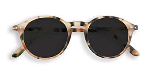 Izipizi Paris | SUN LetmeSee #D Light Tortoise Grey Lenses +0,00 | Sonnenbrille| Sonnenschutz