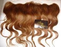 Pretty Loxx indiens Dentelle frontale Body Wave