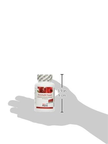 ZeinPharma Granatapfel 500 mg, 90 Kapseln, 1er Pack (1 x 55 g)