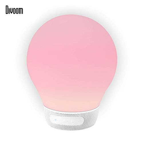 Lámpara con Bluetooth