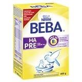 Beba HA Pre, Hypoallergene Anfangsnahrung - von Geburt an, 550g
