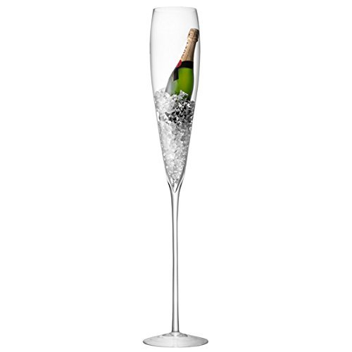 LSA International 1.1M MAXA Grand Champagnerflöte, transparent Grande Champagne Flute