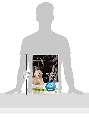 PURINA PRO PLAN Dog Large Puppy Robust with OPTISTART Rich in Chicken Dry Food
