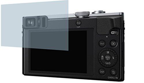 2x ANTIREFLEX matt Schutzfolie für Panasonic Lumix DMC-TZ71 Premium Displayschutzfolie Bildschirmschutzfolie Schutzhülle Displayschutz Displayfolie Folie